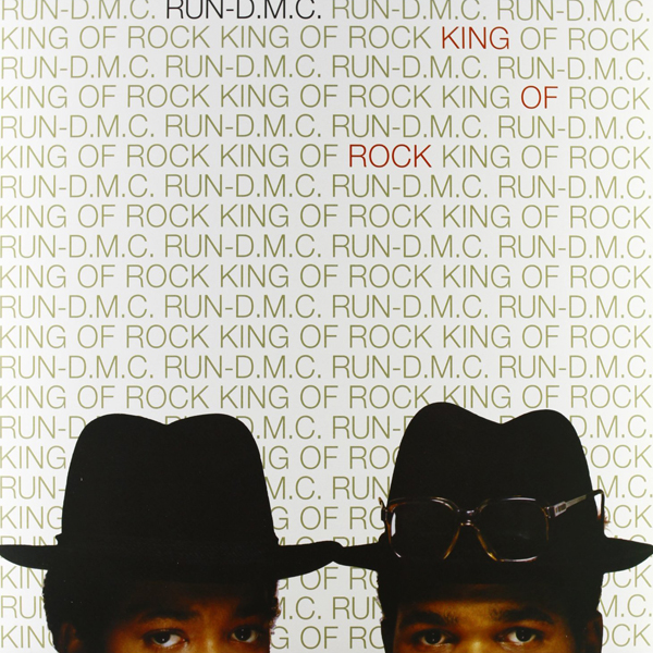 run dmc cover - Run-D.M.C. landmark album King of Rock turns 30