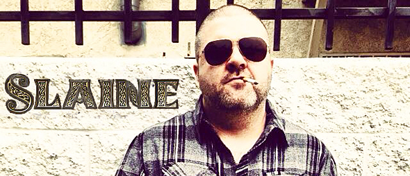 slaine slide - Interview - Slaine of La Coka Nostra