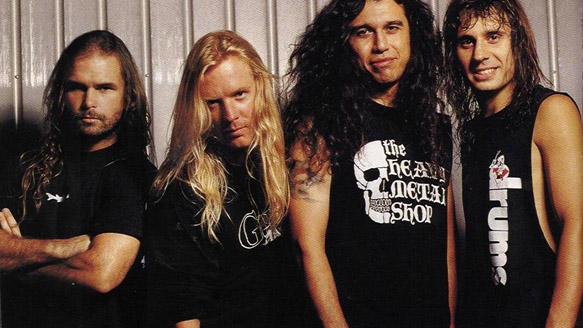 slayer classic - Slayer's Hell Awaits still burning 30 years later
