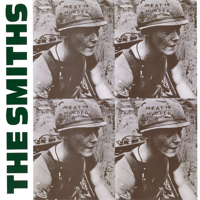 smiths meatismurder - The Smiths - Meat Is Murder - iconic 30 years later