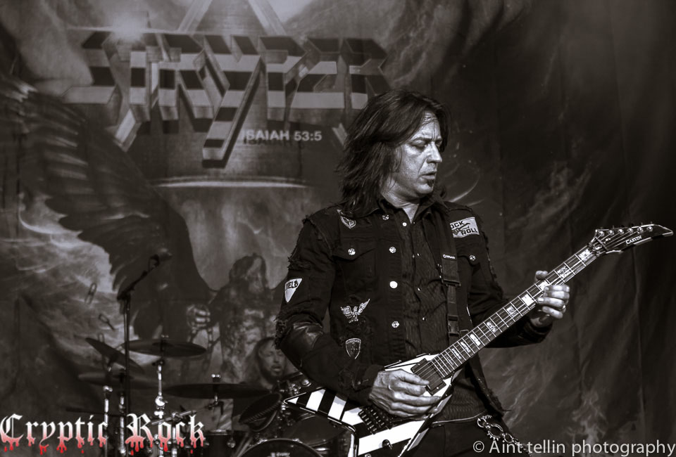 stryper promo 2 - Interview - Michael Sweet of Sweet & Lynch and Stryper