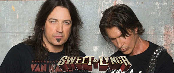 sweet lynch slide - Interview - Michael Sweet of Sweet & Lynch and Stryper