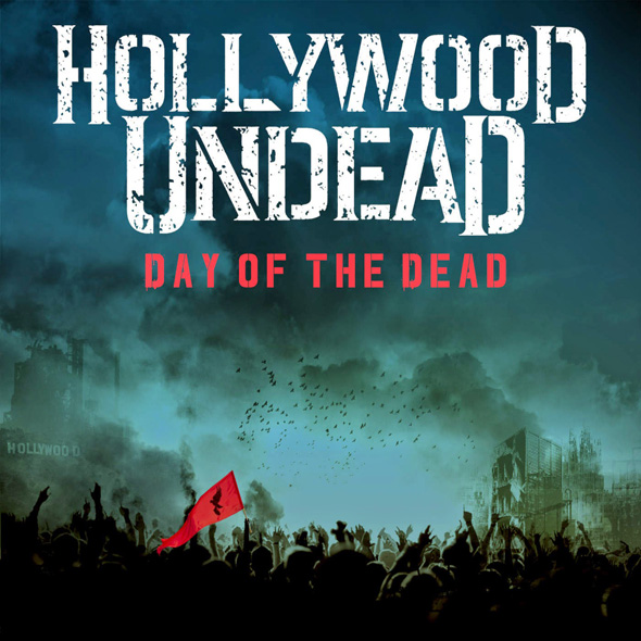 DHLBj4x - Hollywood Undead - Day of the Dead (Album Review)
