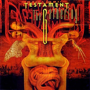 Testament band   The Gathering album - Interview - Chuck Billy of Testament