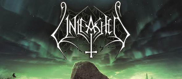 Unleashed Dawn of the Nine cover1 - Unleashed - Dawn of the Nine (Album review)
