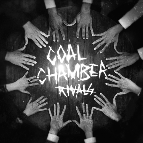 coal chamber album cover - Coal Chamber - Rivals (Album Review)