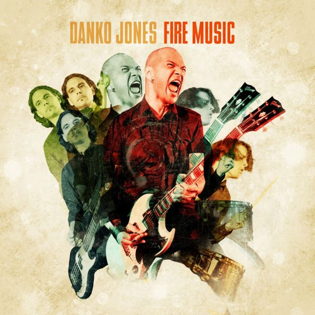 dankojonesfiremusiccd - Danko Jones - Fire Music (Album Review)