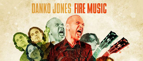 dankojonesfiremusiccd1 - Danko Jones - Fire Music (Album Review)