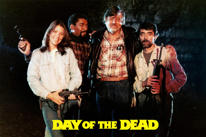 day of the dead promo - Interview - Terry Alexander of Day of the Dead