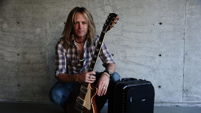 doug slide - Interview - Doug Aldrich of Revolution Saints