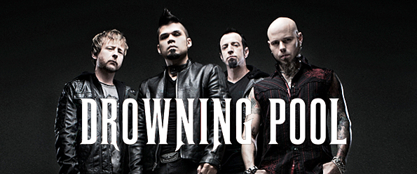 drowning pool slide - Interview  - C.J. Pierce of Drowning Pool