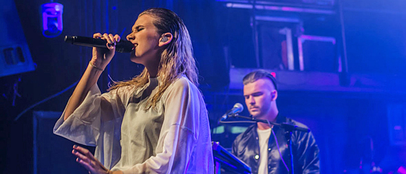 dsc 9797 edited 1 - Broods simply outstanding in NYC 3-25-15 w/ Erik Hassle