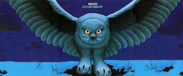 flybynight 1 - Rush's Fly By Night celebrates 40th anniversary