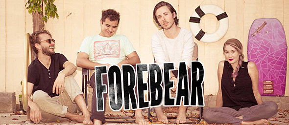 forebear big slide - Developing Artist Showcase - Forebear