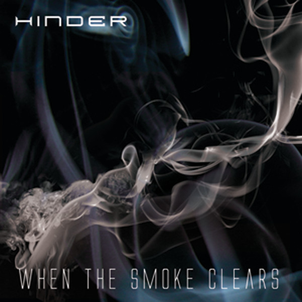 hinder album cover - Hinder - When The Smoke Clears (Album Review)