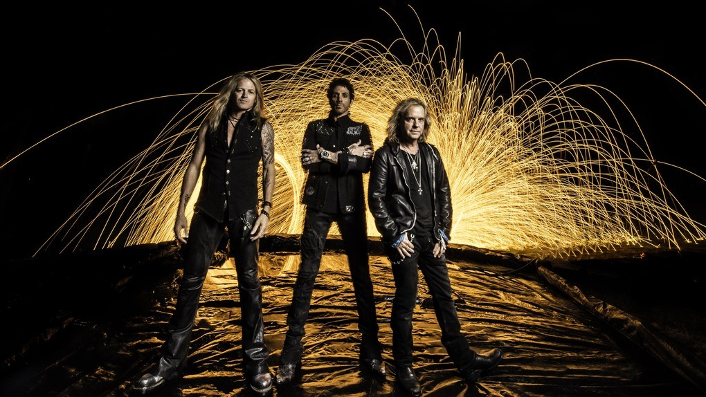 revolution promo - Interview - Doug Aldrich of Revolution Saints