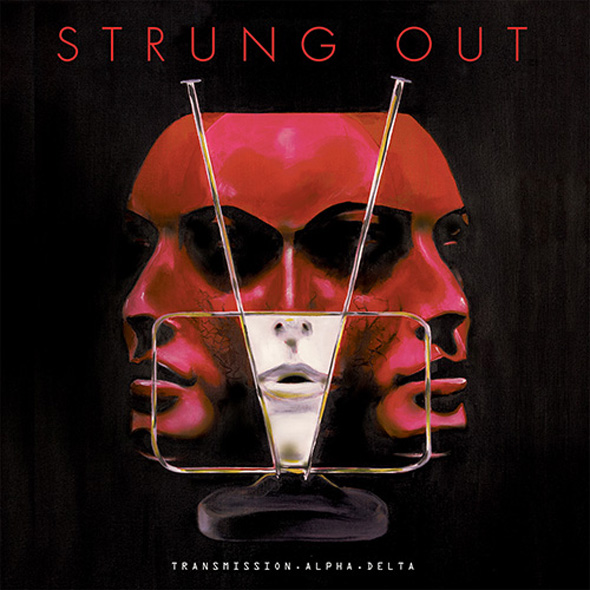 strung out cover - Strung Out - Transmission.Alpha.Delta (Album review)