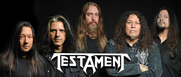 testament 2015 - Interview - Chuck Billy of Testament