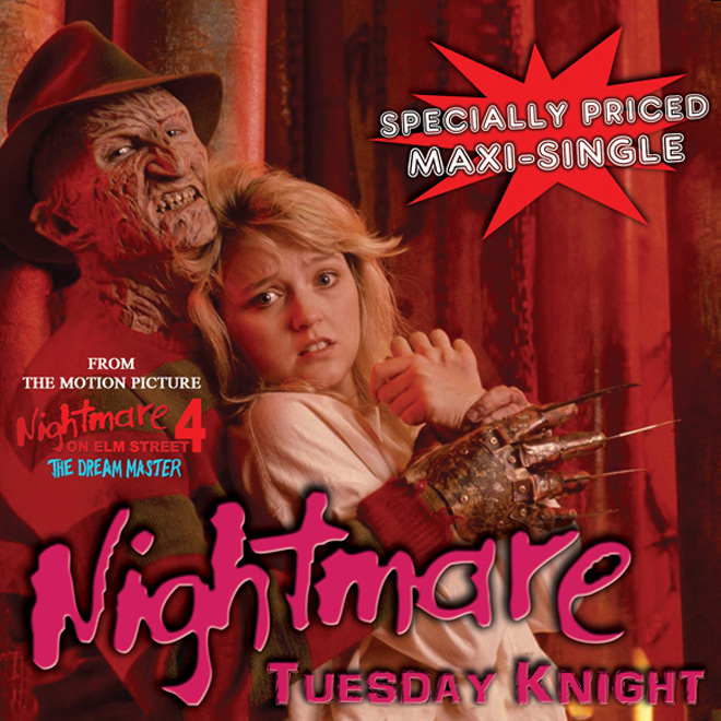 tuesday nightmare - Interview - Tuesday Knight