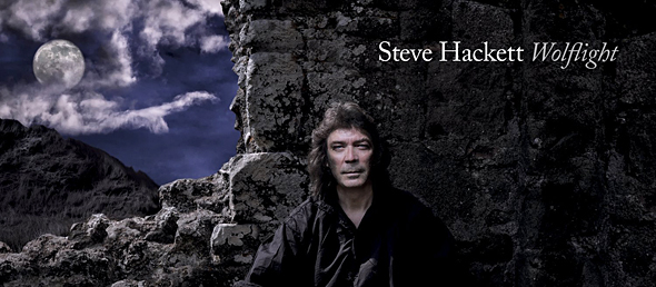 81G9aEpZwPL. SL1500  - Steve Hackett - Wolflight (Album Review)