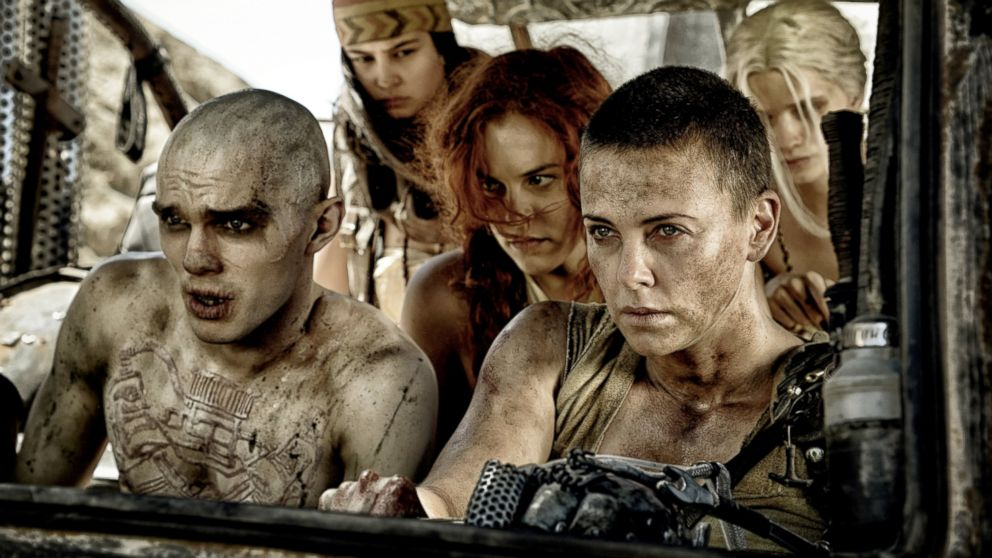 AP mad max trailer theron jef 140728 16x9 992 - Mad Max: Fury Road (Movie Review)