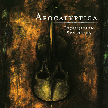 Inquisition symphony - Interview - Eicca Toppinen of Apocalyptica