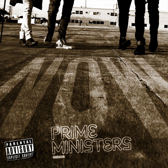 NOW - Prime Ministers - Now (Album Review)