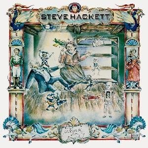 Please Dont Touch Chrysalis Records - Interview - Steve Hackett