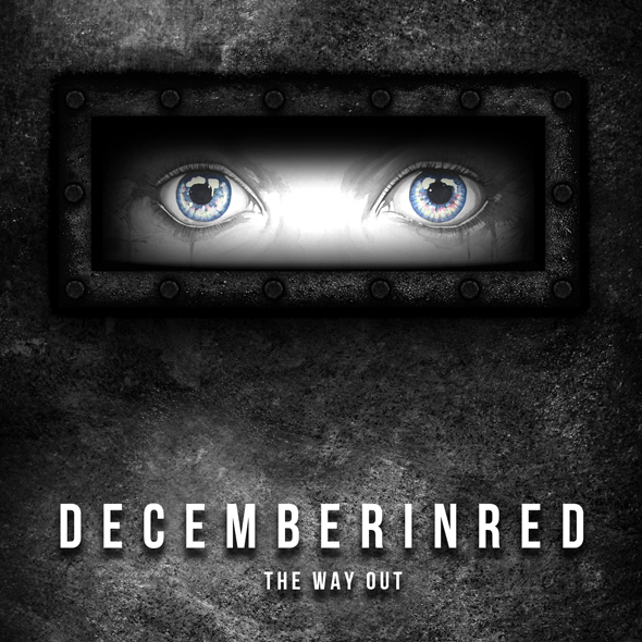 The Way Out Album Cover art - Interview - Del McGeachy of December in Red