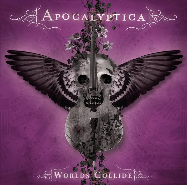 Worlds Collide Apocalyptica Cover - Interview - Eicca Toppinen of Apocalyptica