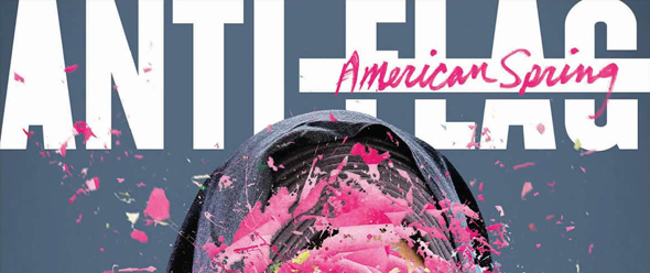 anti flag american spring edited 1 - Anti-Flag - American Spring (Album Review)