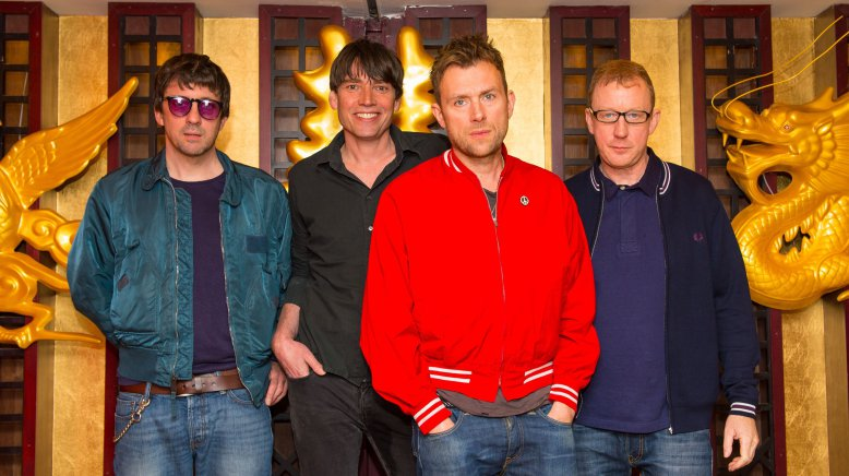 blur - Blur - The Magic Whip (Album Review)