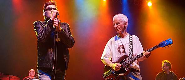 dsc01440 1 x2 - Robby Krieger of The Doors magical at The Paramount Huntington, NY 4-7-15