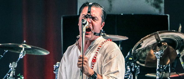faith no more slide 2 - Faith No More Epic at The Wiltern Los Angeles, CA 4-22-15