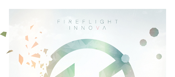 fireflight album cover edited 1 - Fireflight - Innova (Album Review)