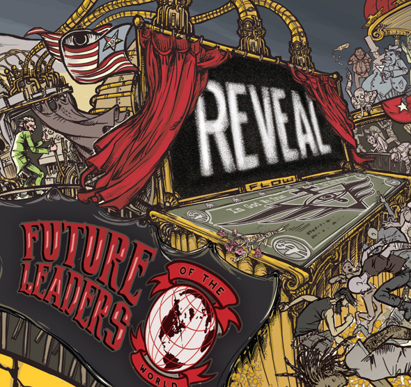future leaders of the world cover - Future Leaders of the World - Reveal (Album Review)