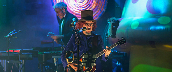 primus wonka 0340cr - Primus & The Chocolate Factory bring glorious adventure to The Paramount Huntington, NY 4-25-15