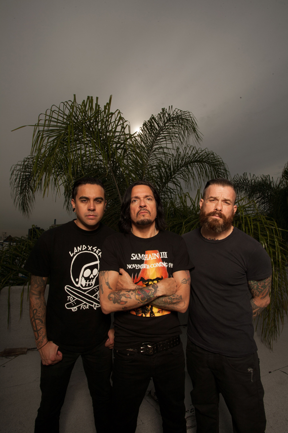 prong photo - Prong - Songs From the Black Hole (Album Review)