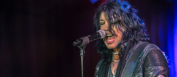 tom keifer bb kings may 2015 0121cr edited 1 - Tom Keifer rocks straight from the heart B.B. Kings NYC 5-5-15 w/ John Corabi