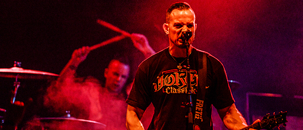 tremonti slide - Tremonti tear up Highline Ballroom, NYC 5-11-15