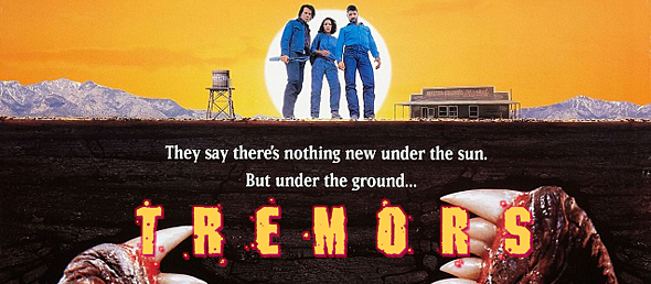 tremors slide - 25 Years of digging on Tremors