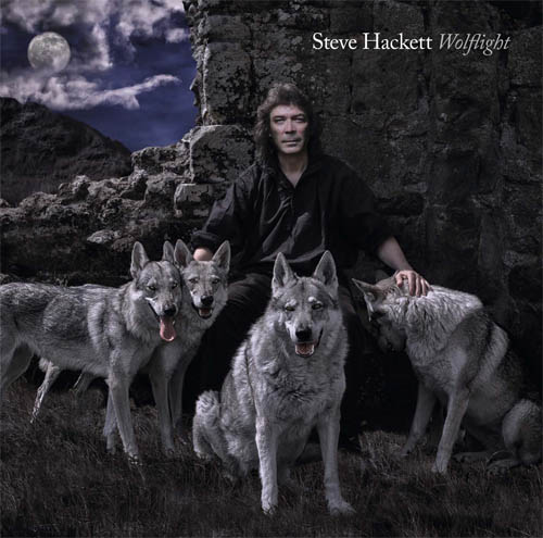 wolflightFrontCover - Steve Hackett - Wolflight (Album Review)