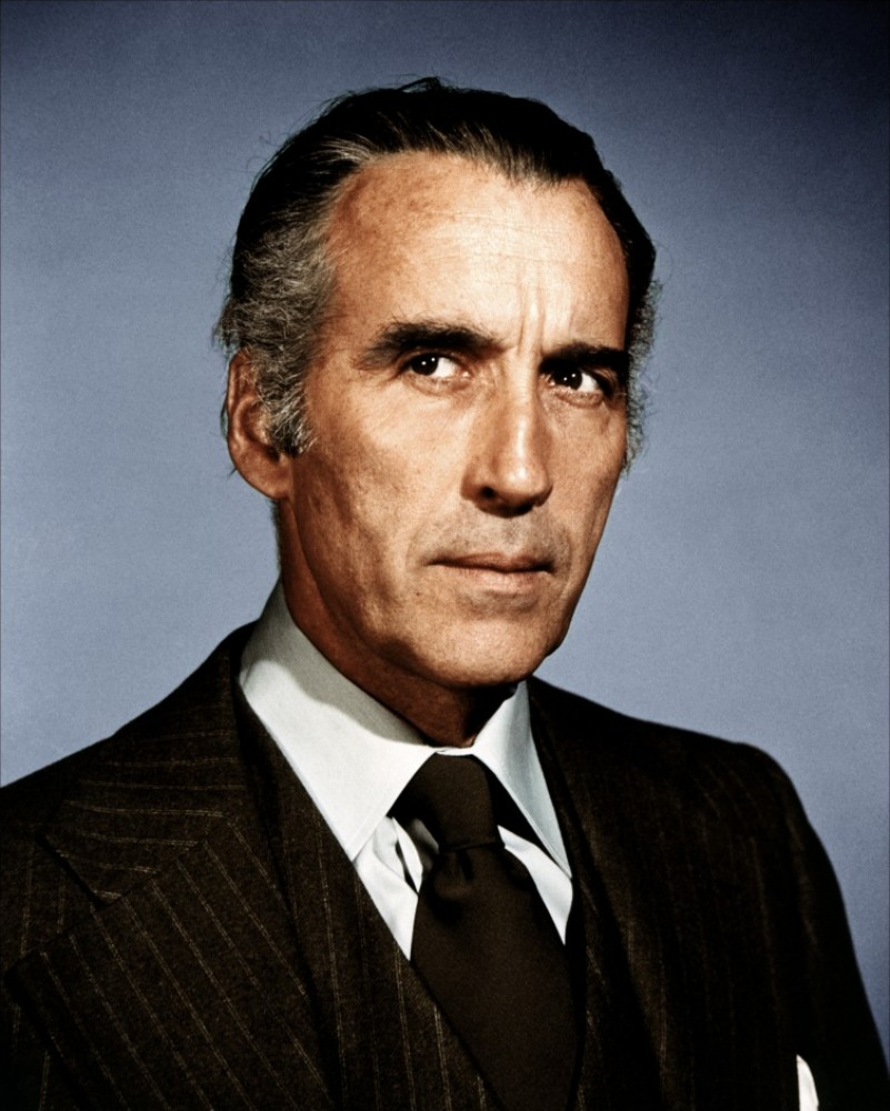 25 christopher lee - Christopher Lee - An Exceptional Man, An Extraordinaire Life