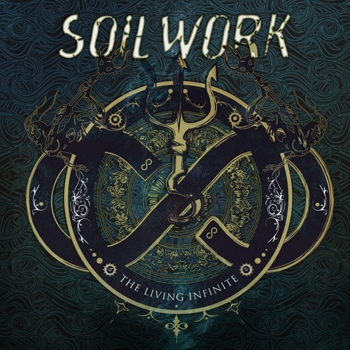 Album artwork for soilworks album  The living Infinite  - Interview - Dirk Verbeuren of Soilwork