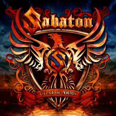 Cover coat of arms - Interview - Joakim Brodén of Sabaton Talks The Last Stand