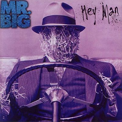 Mr Big   Hey Man front - Interview - Pat Torpey of Mr. Big