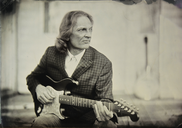 SLandreth3 tintype byBruceSchultz - Sonny Landreth – Bound By the Blues (Album Review)
