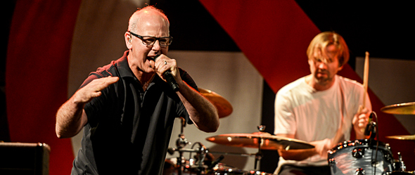 bad religion 6 - Bad Religion take over Brooklyn, NY 6-9-15
