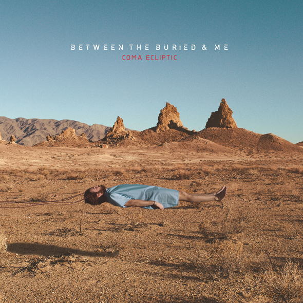 btbam album cover - Between the Buried and Me - Coma Ecliptic (Album Review)