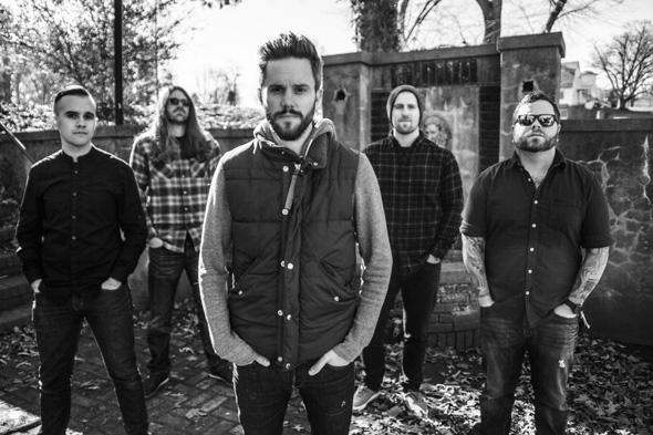 btbam band photo - Between the Buried and Me - Coma Ecliptic (Album Review)